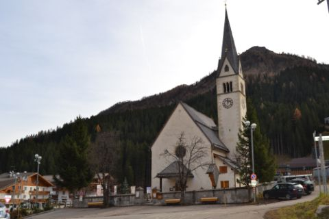 arabba church