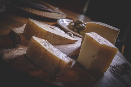 cheeses and dolomites food