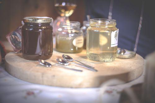 miele e cibo nelle dolomiti