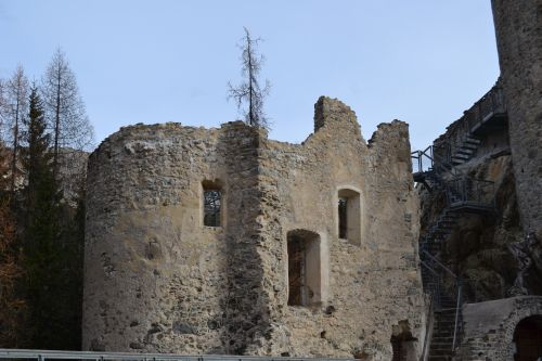 the outer tower