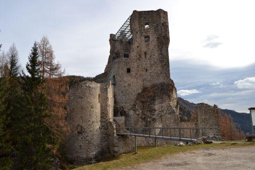 internal work of the castle