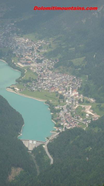 auronzo lake