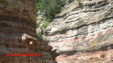 strati di rocce