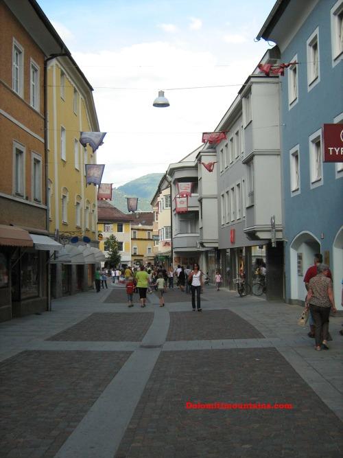 lienz old town