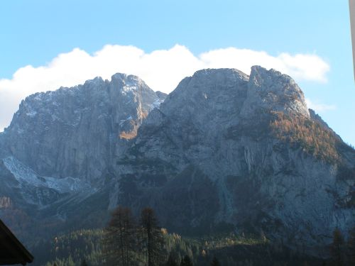 le montagne di sappada