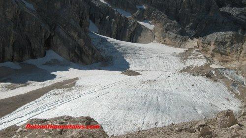 antelao upper glacier