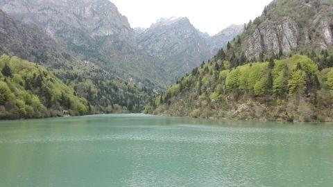 il lago la stua