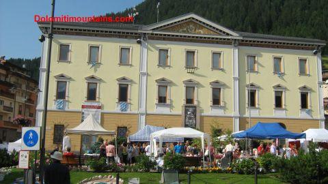 predazzo townhall