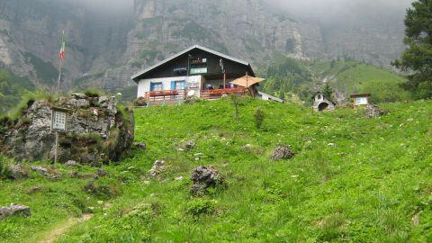 settimo alpini refuge